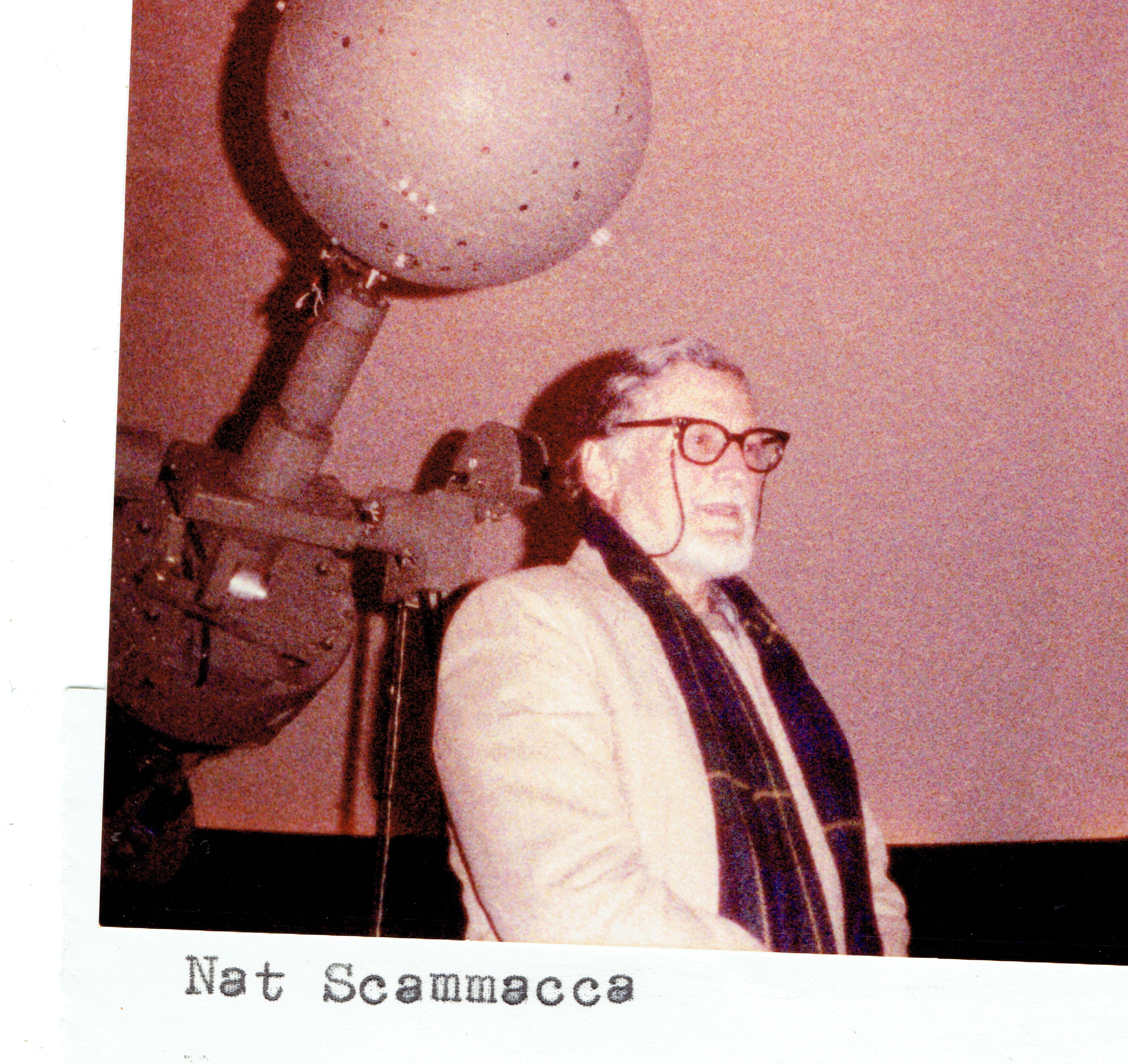 La Fusione A Freddo di Nat Scammacca